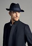 Шляпа CHRISTYS арт. CLASSIC cso100019 (темно-синий)